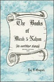 The Books of Micah and Nahum