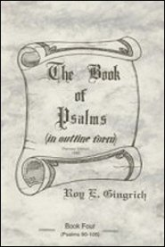 The Book of Psalms, vol. 4