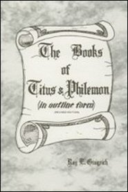The Books of Titus and Philemon