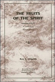 The Fruits of the Spirit