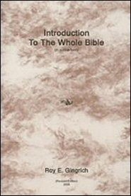Introduction to the Whole Bible