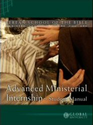 Advanced Ministerial Internship: BSB Level 3 [MIN 391]