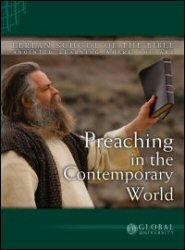 Preaching in the Contemporary World: BSB Level 3 [MIN 325]