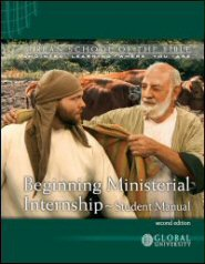 Beginning Ministerial Internship: BSB Level 1 [MIN 191]
