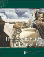 The Local Church in Evangelism: BSB Level 1 [MIN 123]