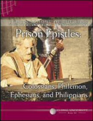 Prison Epistles: Colossians, Philemon, Ephesians, and Philippians: BSB Level 1 [BIB 117]
