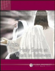 Acts: The Holy Spirit at Work in Believers: BSB Level 1 [BIB 115]