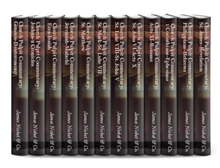 Church Pulpit Commentary (12 vols.)