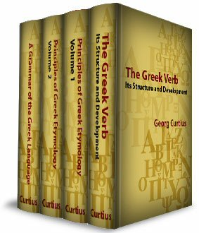Georg Curtius Greek Studies Collection (4 vols.)