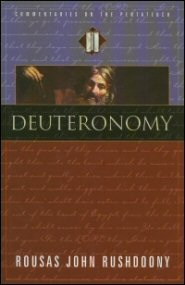 Commentaries on the Pentateuch: Deuteronomy
