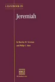 A Handbook on Jeremiah