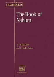 A Handbook on the Book of Nahum