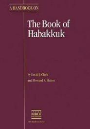 A Handbook on the Book of Habakkuk