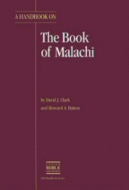 A Handbook on the Book of Malachi