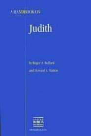 A Handbook on Judith