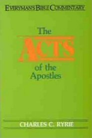 Everyman's Bible Commentary: The Acts of the Apostles