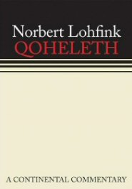 Continental Commentary Series: Qoheleth