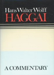 Continental Commentary Series: Haggai