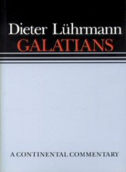 Continental Commentary Series: Galatians