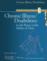 Biblical Counseling Keys on Chronic Illness