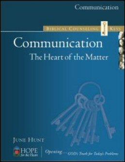 Biblical Counseling Keys on Communication