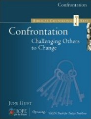 Biblical Counseling Keys on Confrontation
