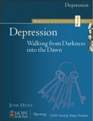 Biblical Counseling Keys on Depression