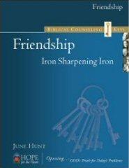 Biblical Counseling Keys on Friendship