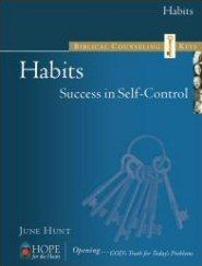 Biblical Counseling Keys on Habits