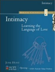 Biblical Counseling Keys on Intimacy