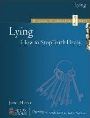 Biblical Counseling Keys on Lying