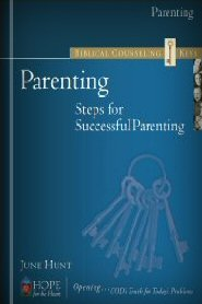 Biblical Counseling Keys on Parenting