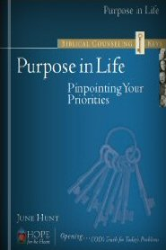 Biblical Counseling Keys on Purpose in Life