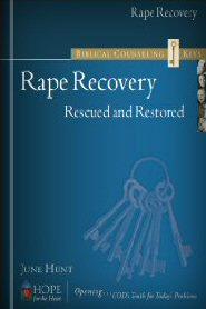 Biblical Counseling Keys on Rape Recovery