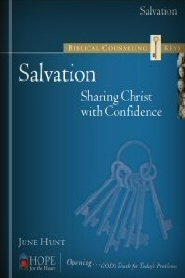 Biblical Counseling Keys on Salvation