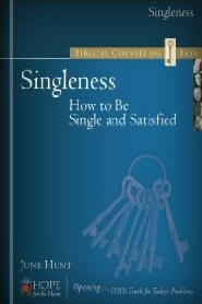 Biblical Counseling Keys on Singleness