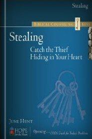 Biblical Counseling Keys on Stealing