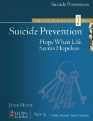 Biblical Counseling Keys on Suicide Prevention