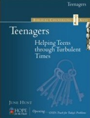 Biblical Counseling Keys on Teenagers