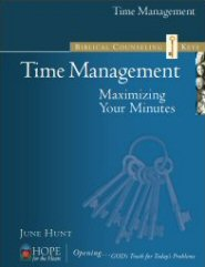Biblical Counseling Keys on Time Management