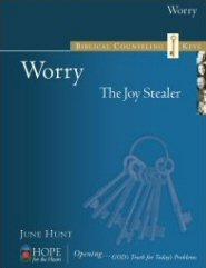 Biblical Counseling Keys on Worry