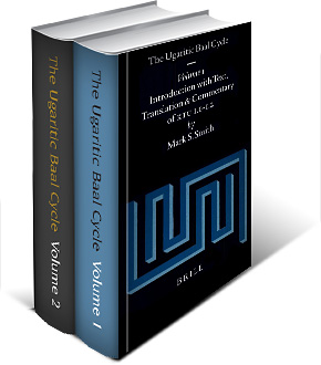 The Ugaritic Baal Cycle (2 vols.)