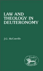 Law and Theology in Deuteronomy