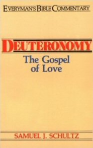 Everyman's Bible Commentary, Deuteronomy