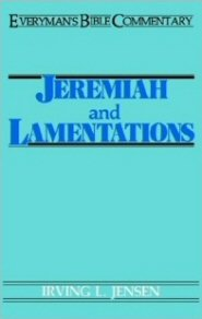 Everyman's Bible Commentary: Jeremiah and Lamentations