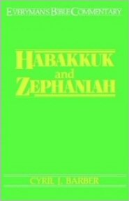 Everyman's Bible Commentary, Habakkuk and Zephaniah