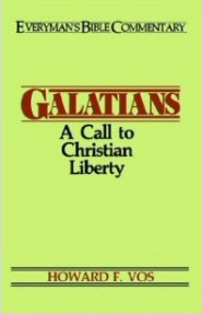 Everyman's Bible Commentary: Galatians