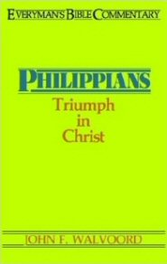 Everyman's Bible Commentary: Philippians