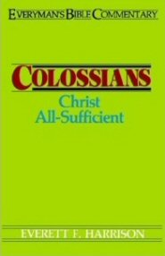 Everyman's Bible Commentary: Colossians