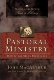 MacArthur Pastor's Library on Pastoral Ministry